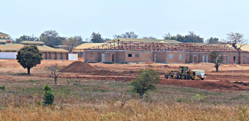Budowa szkoly w Kasungu2
