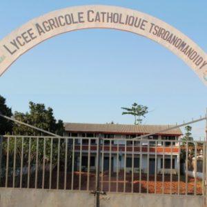 Katolickie liceum rolnicze w Tsiroanomandidy