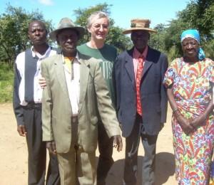 O. ANDRZEJ LEŚNIARA WŚRÓD ZAMBIJCZYKÓW