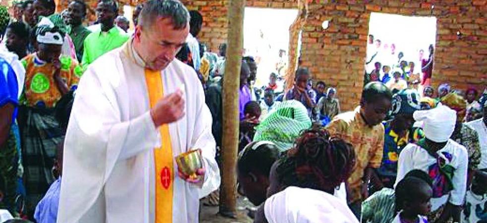 O. Józef Oleksy, Misjonarz w Zambii i Malawi