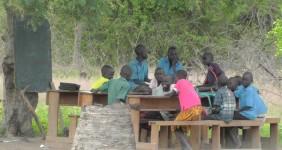 DZIECI SUDANU