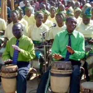 afrykańskie rytmy