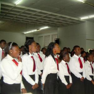 katolicki chór na uczelni