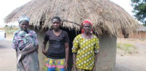 01. Malawi - przed domem