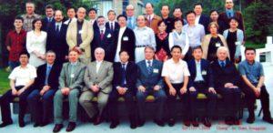 01c. Uczestnicy międzynarodowej konferencji w Instytucie Matteo Ricciego w Macao.