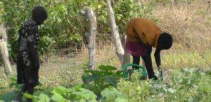 02. Codzienne życie w wiosce w Sudanie Południowym.5