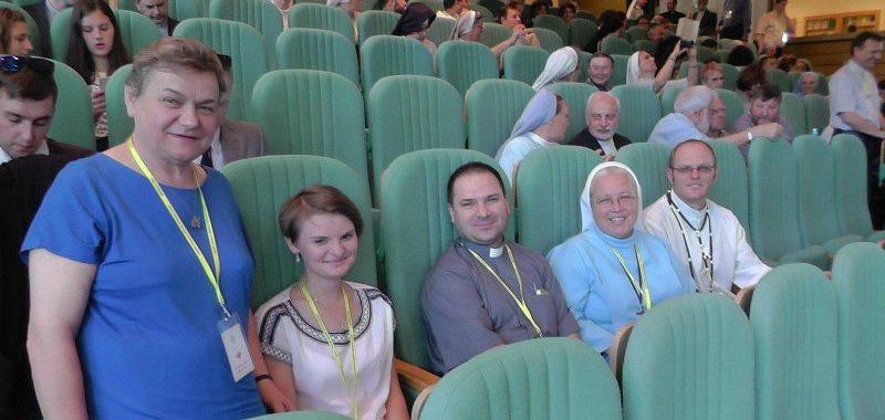 Podczas Kongresu Misyjnego