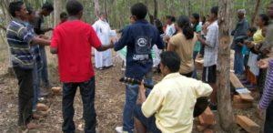 Msza św. z młodzieżą SFX w plenerze (4)