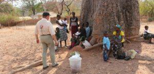 Na misji w Katondwe pod baobabem