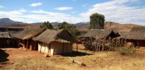 Wioska malgaska 3