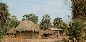 Wioska w Zambii2