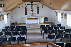 Kaplica domu rekolekcyjnego