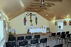 Kaplica domu rekolekcyjnego2