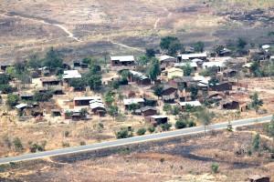 Kasungu, fragment miasta4