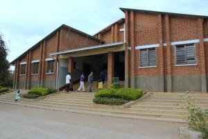 Kościół parafialny w Kasungu
