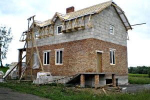 Budowa domu katechetycznego w parafii Maćkowce14