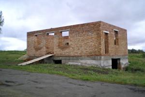 Budowa domu katechetycznego w parafii Maćkowce7