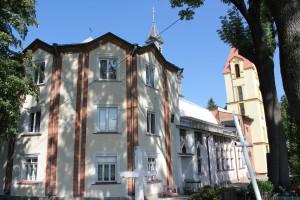 Kościół parafialny na Greczanach