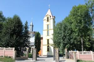 Nowa wieża kościoła św. Anny