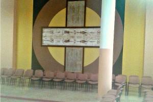 kaplica Męczenników w kośc.par.na Greczanach