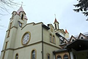 kaplica sw. Jana Pawla II