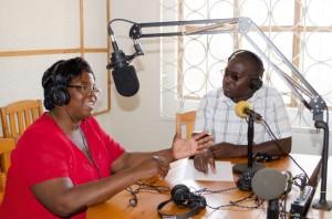 Nagrywanie audycji radiowej