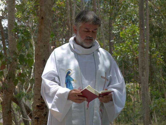 Msza św. z młodzieżą SFX w plenerze (1)