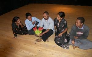 Grupa teatralna Collègeu SFX