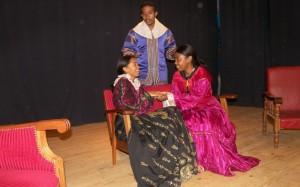 Grupa teatralna Collègeu SFX2